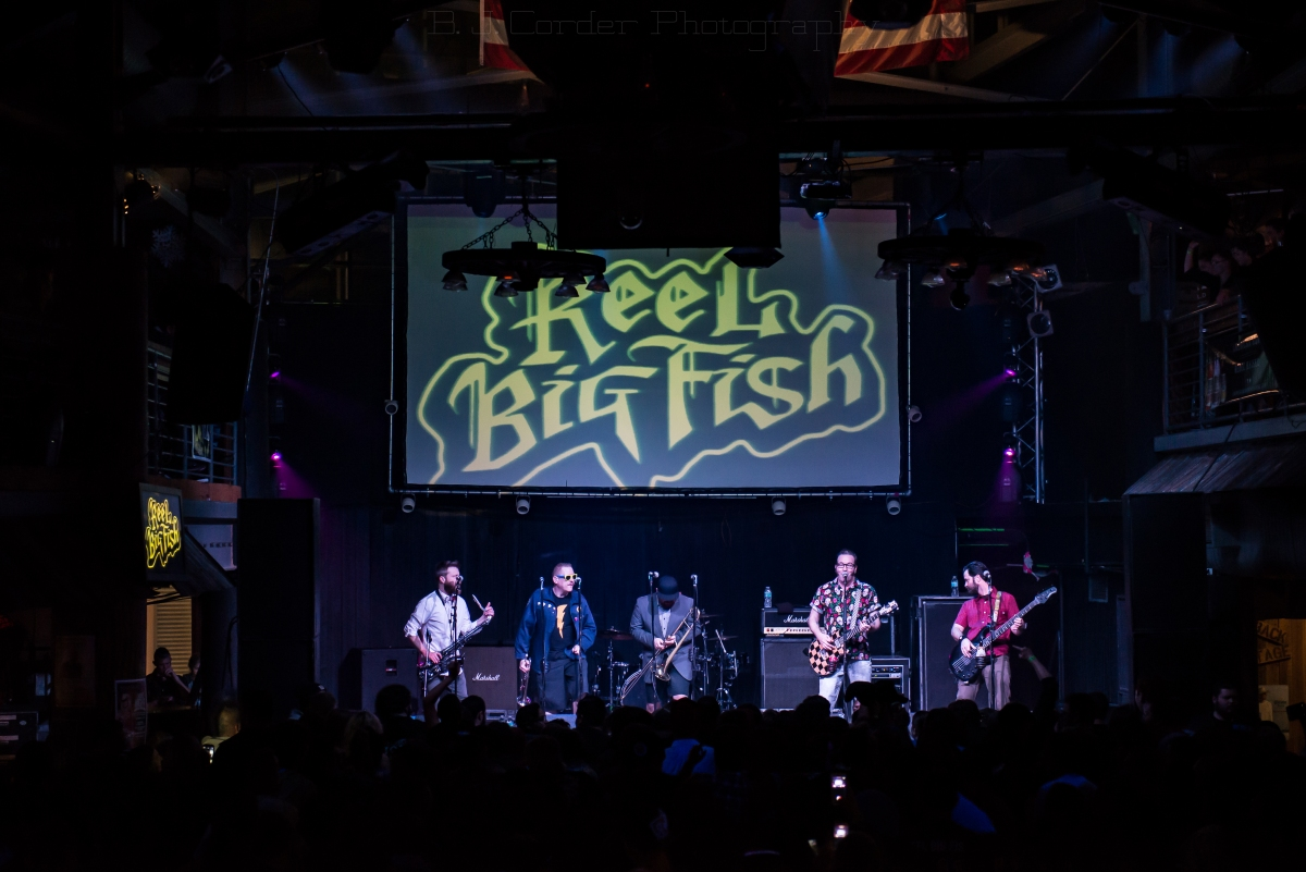 reel big fish dating website Prior to forming reel big fish, barrett played trombone in another ska-punk act, the scholars.