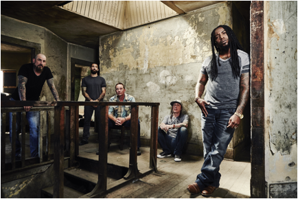 Sevendust Signs With Rise Records Music Sports