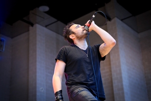 Trapt at Centennial Terrace in Sylvania, OH | Photo By Erich Mor