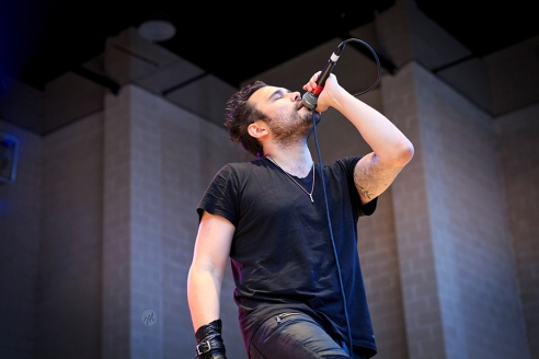 Trapt at Centennial Terrace in Sylvania, OH   Photo By Erich Mor