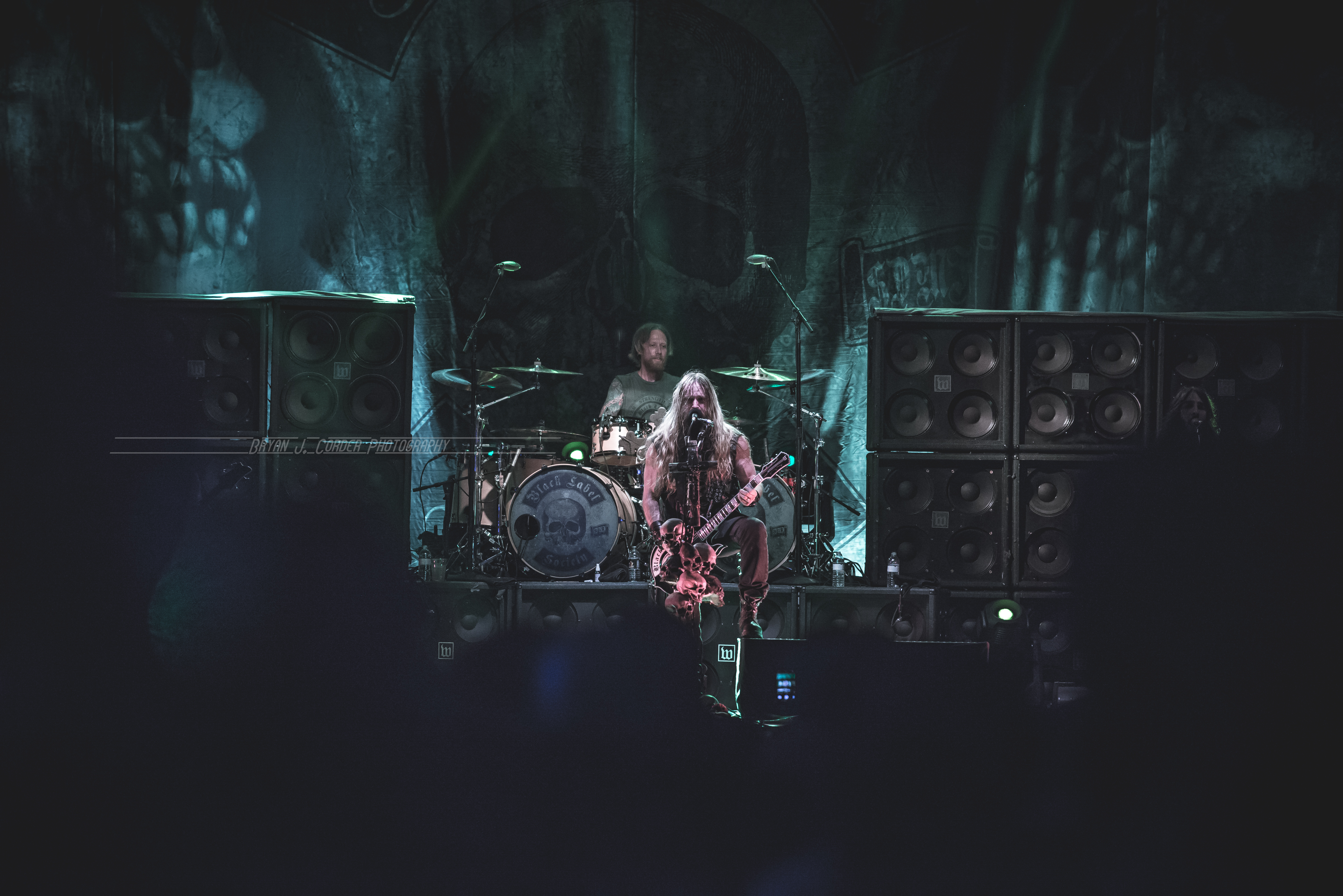 Black Label Society- Jannus Live 1-26-18–680