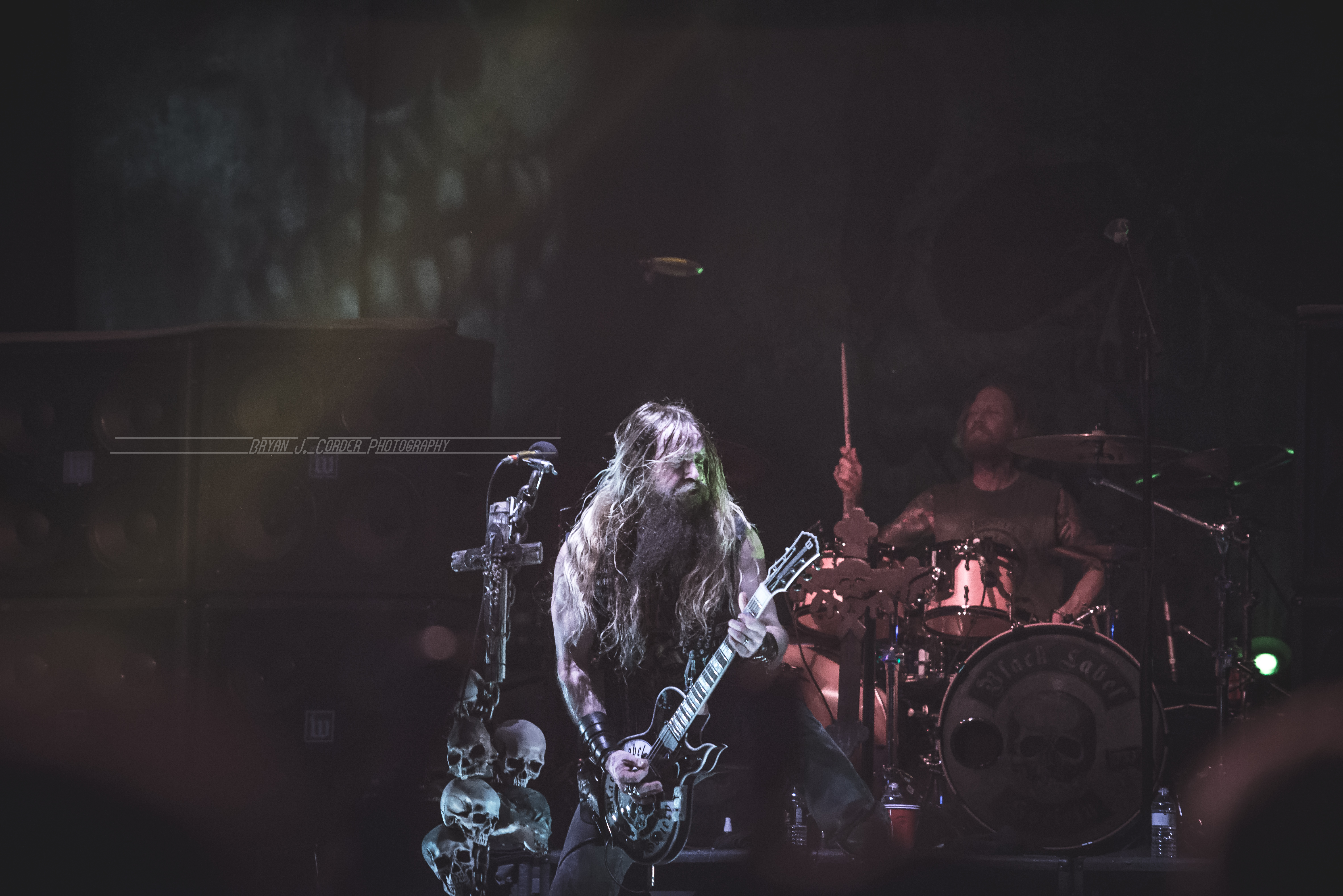 Black Label Society- Jannus Live 1-26-18–708