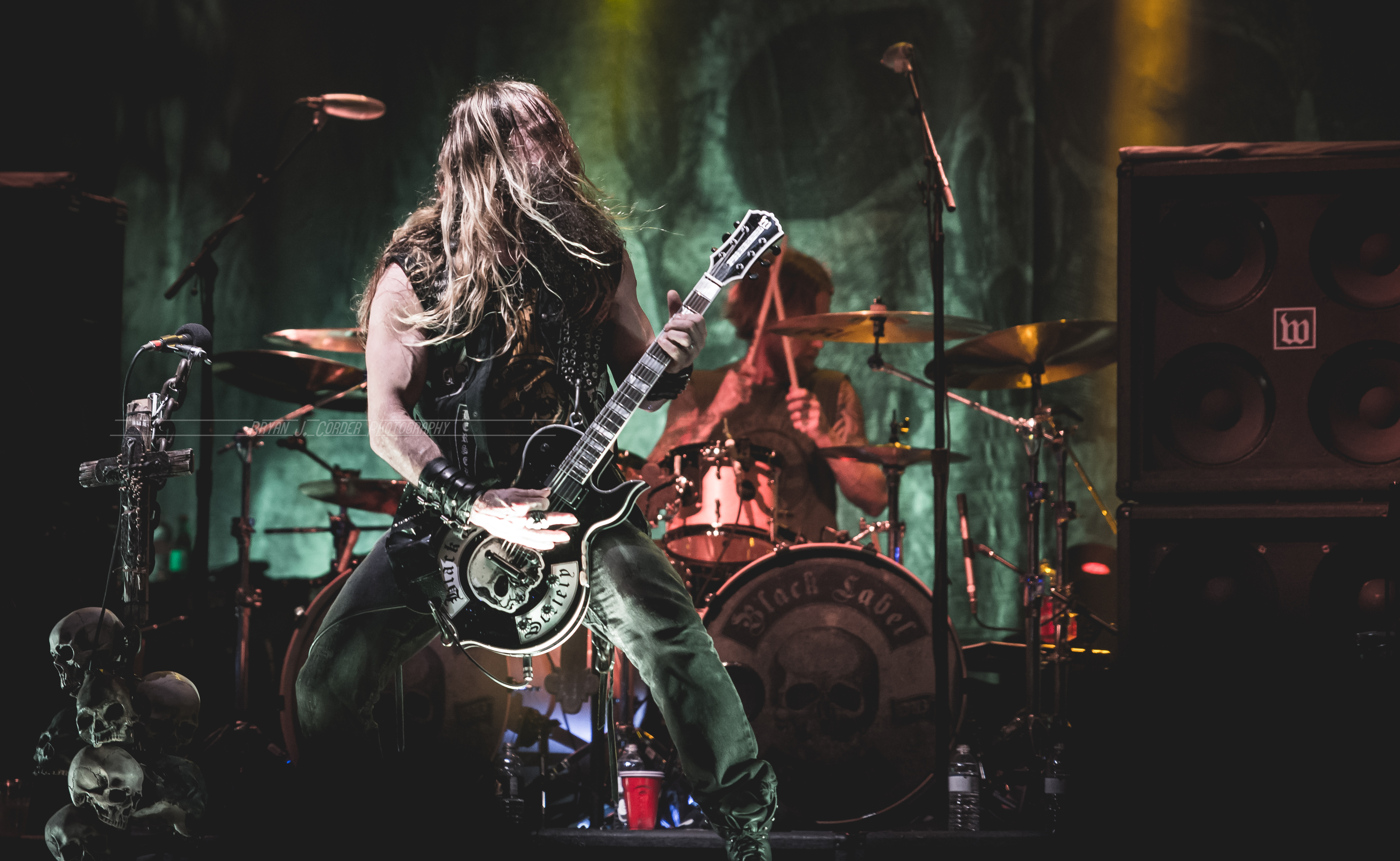 Black Label Society- Jannus Live 1-26-18–726