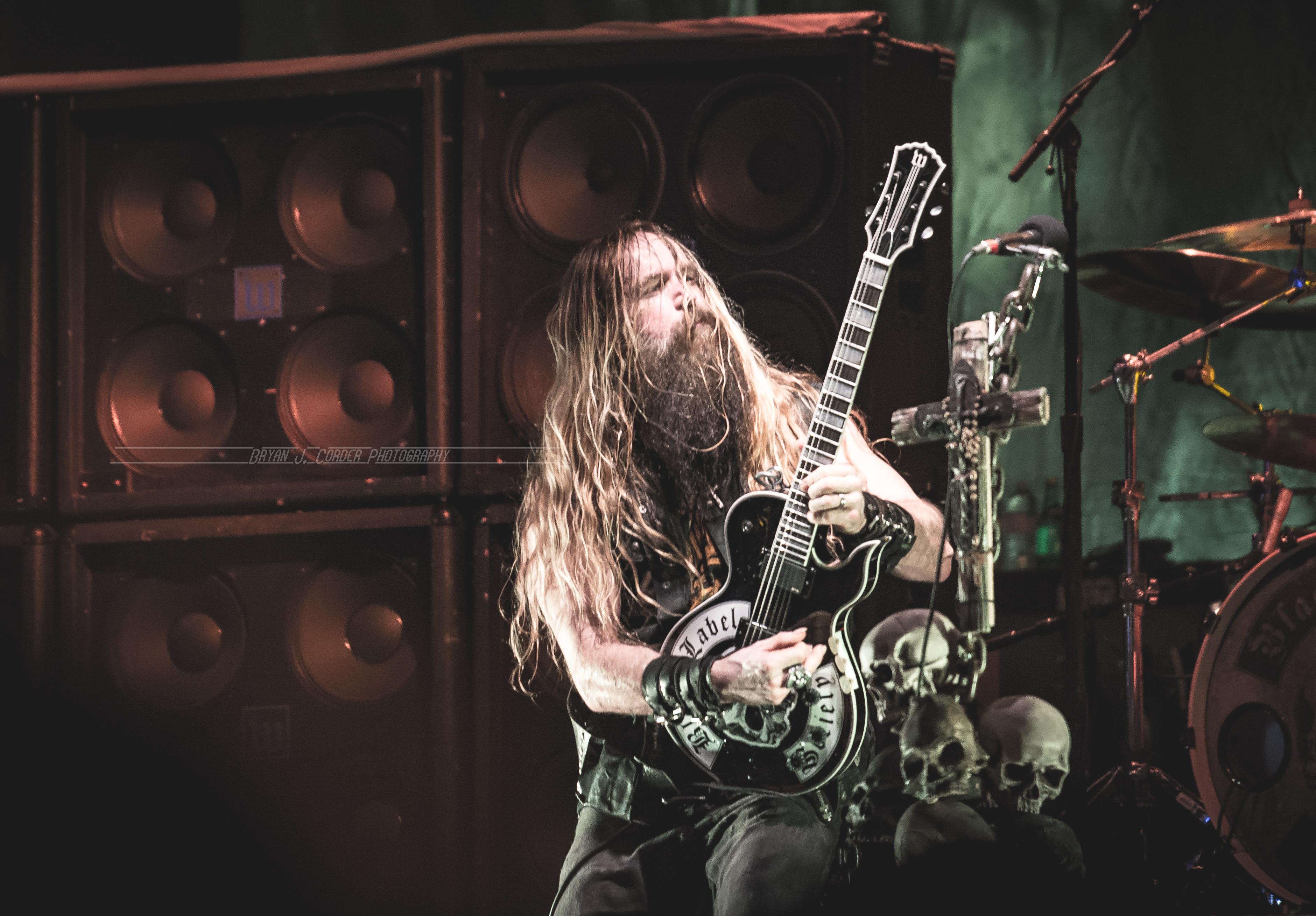 Black Label Society- Jannus Live 1-26-18–729