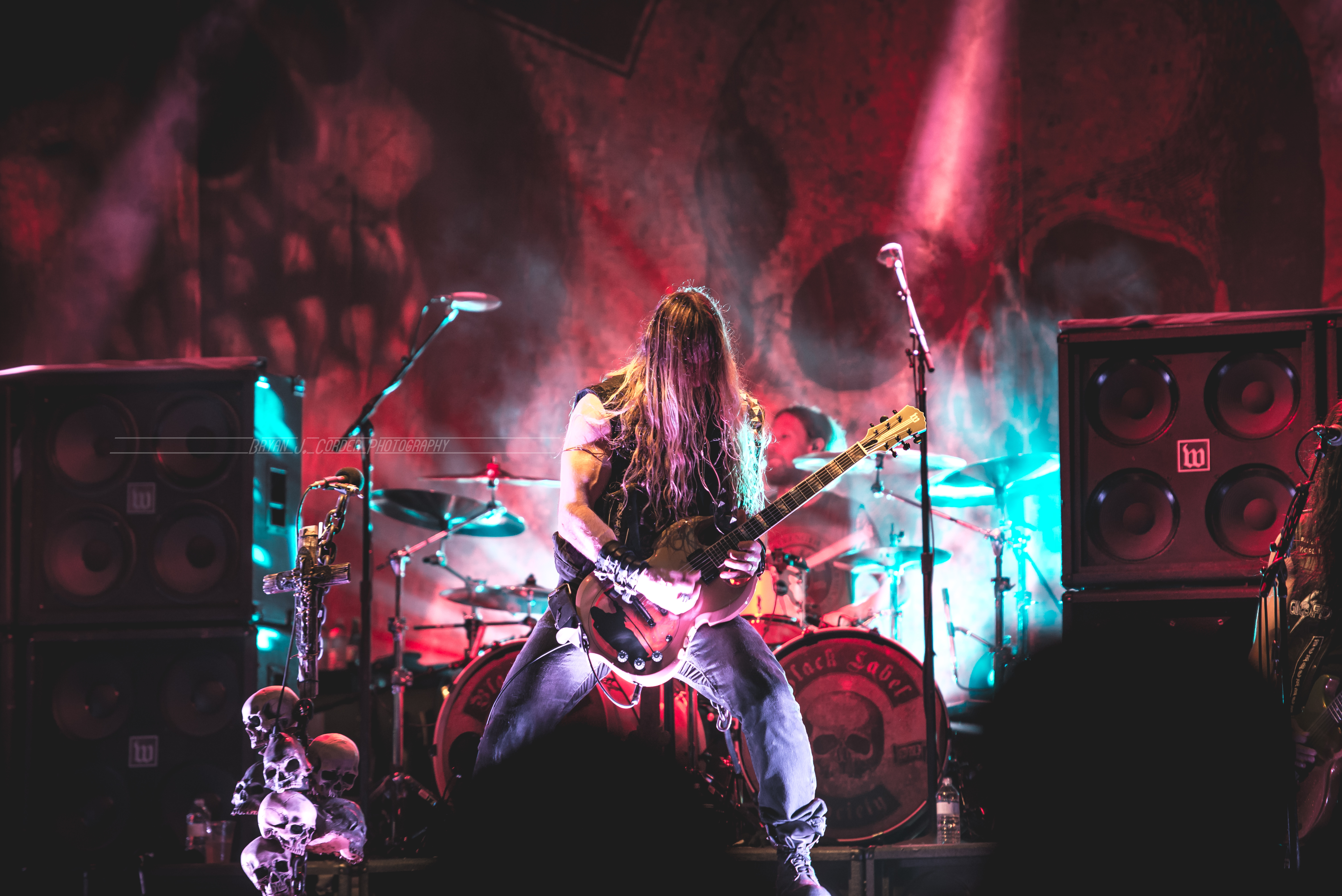 Black Label Society- Jannus Live 1-26-18–747