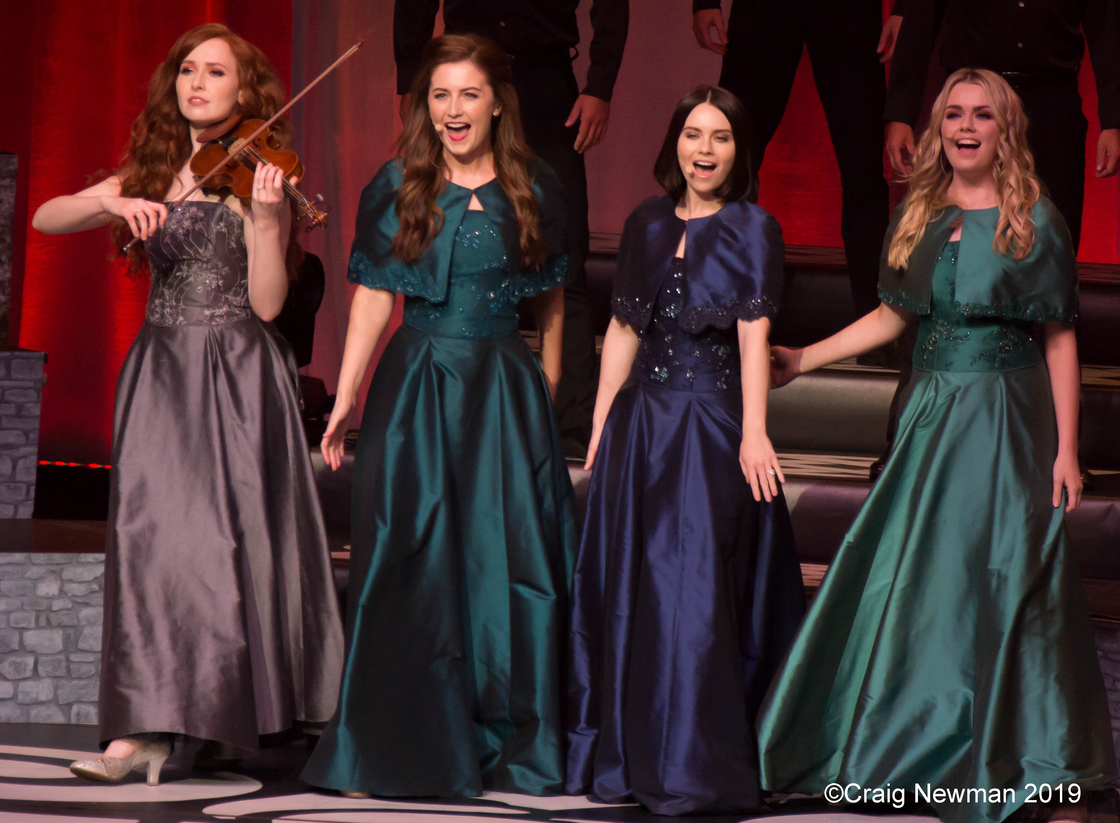 Celtic Woman New Show Ancient Land Captures The Essence Of The Group For Their 2019 Tour Music Sports Entertainment Magazine