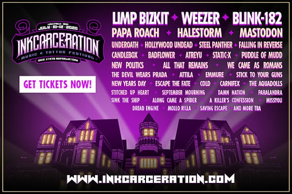 Image result for inkcarceration 2020